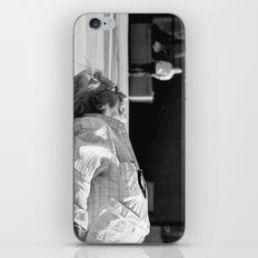 they call it murder... iPhone & iPod Skin
