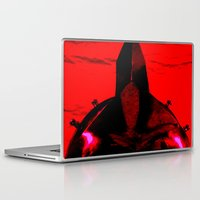 gladiator Laptop & iPad Skins featuring Gladiator by Time After Time