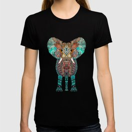 BOHO SUMMER ELEPHANT T-shirt