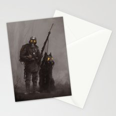 Infantryman Stationery Cards