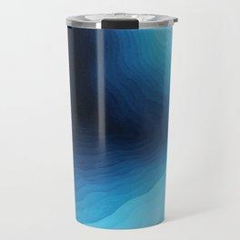Cubed Glacier II Travel Mug