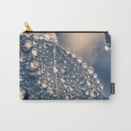 Aspen Covered in Raindrops Carry-All Pouch