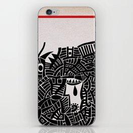 - migrants - iPhone Skin