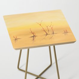 Autumn Branches Side Table