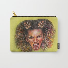 Scary Eyes Carry-All Pouch