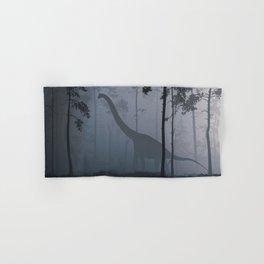 Dinosaur by Moonlight Hand & Bath Towel