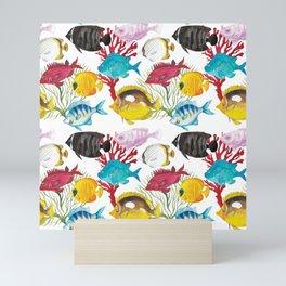Coral Reef #1 Mini Art Print