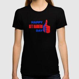 Happy Left Handers Day T-shirt