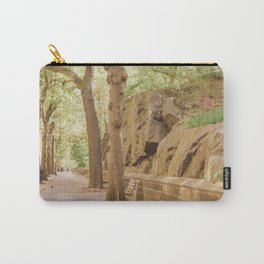 Spring on Central Park West Carry-All Pouch