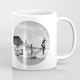 Tandem Surfing Coffee Mug