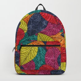Let the Leaves Fall #02 Backpack