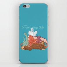 The Cryptozoology Club, 1985 iPhone & iPod Skin