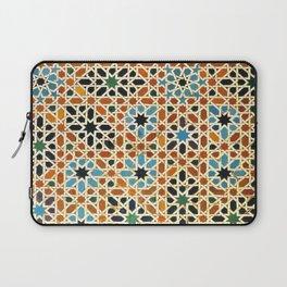 Details of Lindaraja in the Alhambra Laptop Sleeve