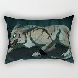 Subject #1504 Rectangular Pillow