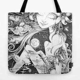 Ma Bella Luna Tote Bag