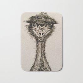 Feeling Emu-sed Bath Mat