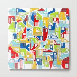 Proximity - Proximité Metal Print