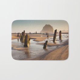 The Ghost Forest Bath Mat