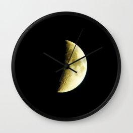 Spanish Moon Wall Clock