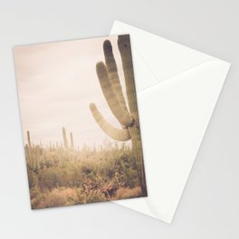 Saguaro Sunrise Stationery Cards