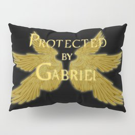 Protected by Gabriel Pillow Sham