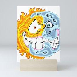 Lunatic Lunar Friends Mini Art Print