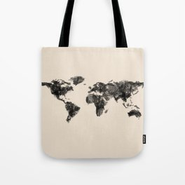 a painted world.  Tote Bag