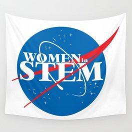 Women in STEM Wall Tapestry