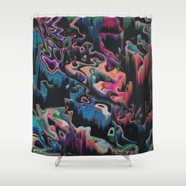 CÑYN Shower Curtain