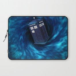 "TARDIS ""Dr. WHO"" Laptop Sleeve"