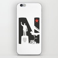 1975 iPhone & iPod Skins featuring Neto 11Nov 1975 by O ilusionista
