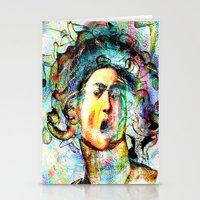 mythology Stationery Cards featuring Mythology by Joe Ganech