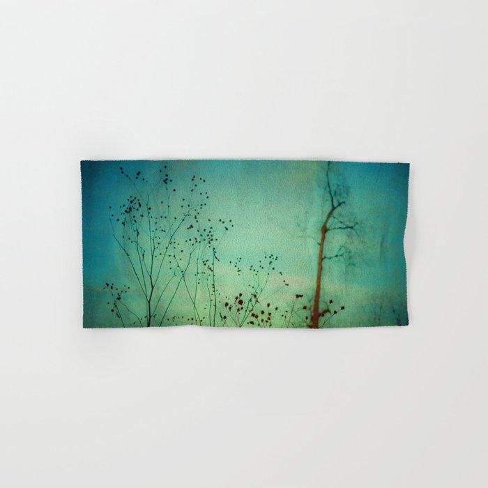 Between Autumn and Winter Hand & Bath Towel