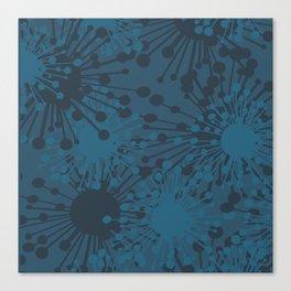 final starburst Canvas Print