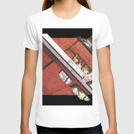 Free Vertical Composition #442 T-shirt
