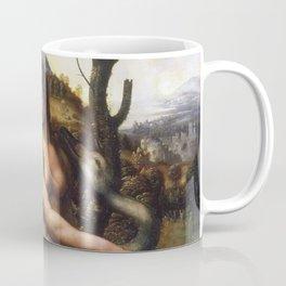Leda and the Swan Coffee Mug