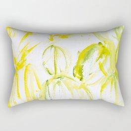 Tequila Plants Rectangular Pillow