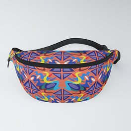 Penn Dutch Orange Fanny Pack