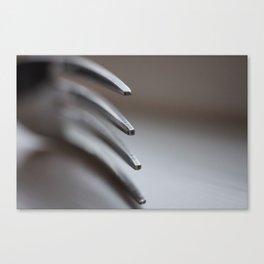 Fork2 Canvas Print