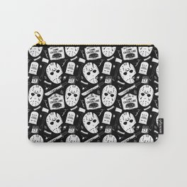 Welcome to Camp Crystal Lake! Carry-All Pouch