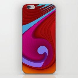 fluid -13- iPhone Skin