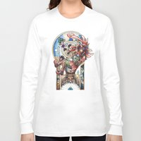 majora Long Sleeve T-shirts featuring The song of Majora by Alejandra Vindas