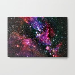 Outer Space Two Metal Print