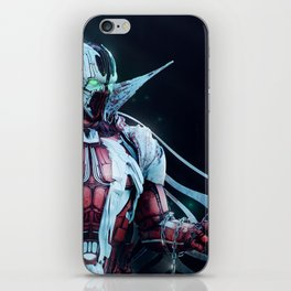 Spawn Horizontal2 iPhone Skin