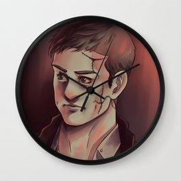In the Flesh - Rick Macy Wall Clock