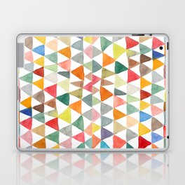 Triangle Tapestry Laptop & iPad Skin
