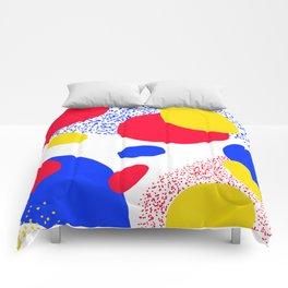 Primary Dots Comforters
