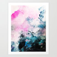Mood Swing Art Print