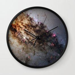 Dust Lanes of Centaurus A Galaxy Deep Field Telescopic Photograph Wall Clock