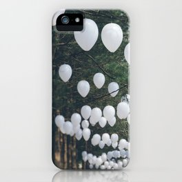 Romantic Forest iPhone Case